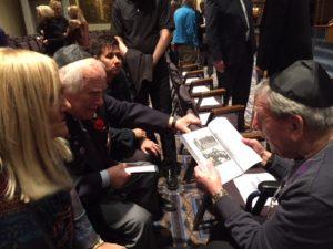 Jewish war veteran.