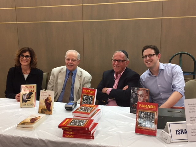 Four Canadian authors
